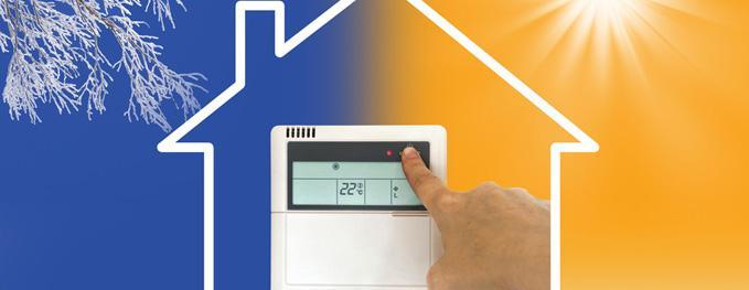 Vous souhaitez un chauffage réversible et vous habitez autour de Montpellier ? Nous avons la solution qu'il vous faut !