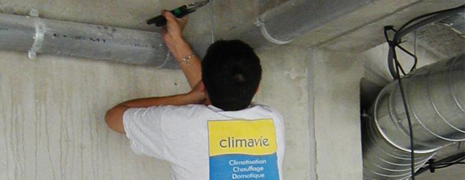 Une installation de climatisation ou de chauffage sur mesure, réalisée par des spécialistes, tous disponibles sur la région de Montpellier