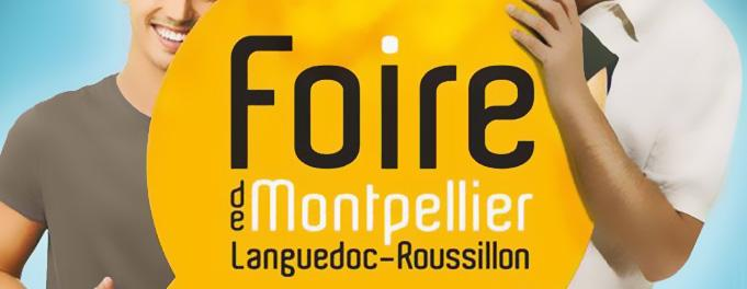 Climavie était présent à la foire de Montpellier du 11 au 21 octobre