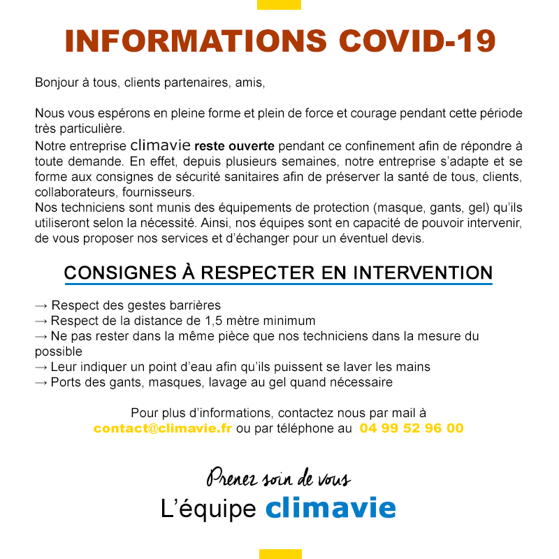 Covid - Climavie
